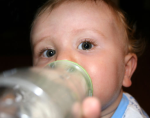 residential drinking water baby bottle