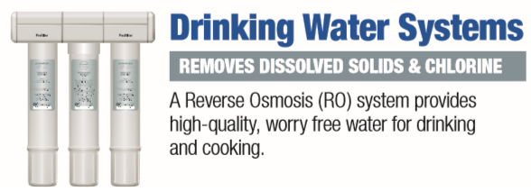 RO Revers Osmosis Water System