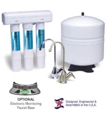 reverse osmosis Calgary Ero 385 RO water